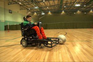 Neįgalus 15-metis lietuvis Airijoje – sporto sensacija