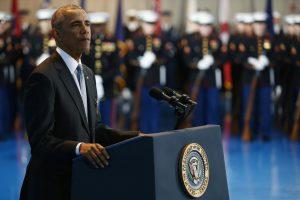 Laiške Amerikos žmonėms B. Obama gina savo palikimą