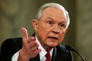 J. Sessionsas paskirtas JAV generaliniu prokuroru