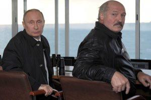 Baltarusijos ir Rusijos kariai surengs bendras šešių dienų pratybas