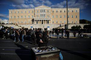TVF ragina Europos šalis siekti kompromiso dėl Graikijos