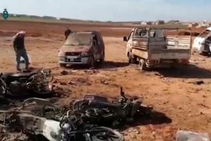 Per mirtininko išpuolį Sirijoje žuvo mažiausiai 60 žmonių (atnaujinta)