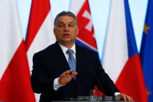 "Vengrijos premjeras: imigracija – terorizmo ""Trojos arklys"""