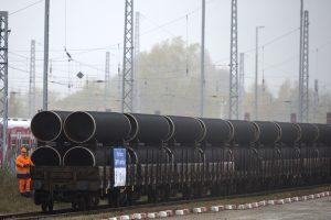 """Vokietija: """"Nord Stream 2"""" – komercinis projektas"""