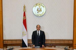 Egipto prezidentas po išpuolių įvedė trijų mėnesių nepaprastąją padėtį