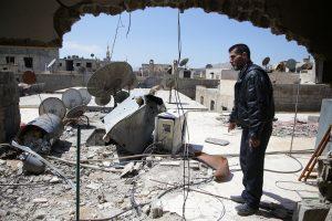R. Tillersonas: B. al Assadui nėra vietos ateities Sirijoje