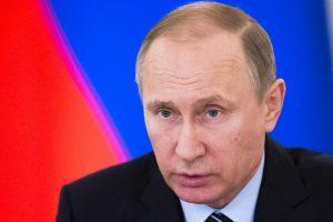 V. Putinas: Rusijos ir JAV karo niekas neišgyventų