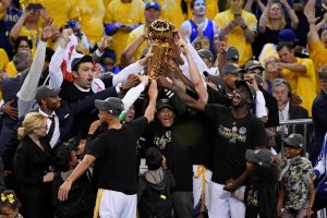 """Golden State Warriors"" – NBA čempionai"