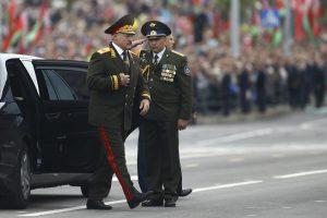 A. Lukašenka: Baltarusija pasiruošusi duoti atkirtį bet kokiam agresoriui