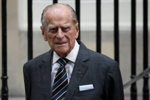 Princas Philipas šią savaitę atsisakys karališkųjų pareigų