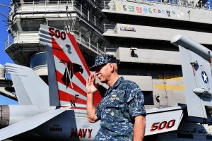 JAV admirolas įvykdytų D. Trumpo įsakymą smogti branduoliniais ginklais