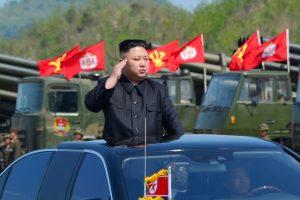 Šiaurės Korėja atmetė Pietų Korėjos pasiūlymą derėtis
