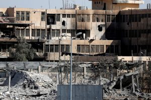 Sirijoje per kruviniausią šių metų mėnesį žuvo 3 tūkst. žmonių