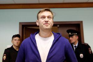 A. Navalnas galės dalyvauti prezidento rinkimuose tik po 2028-ųjų