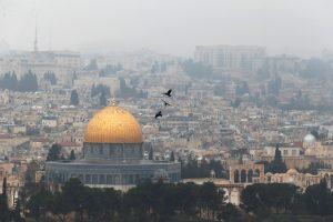 Palestiniečių atsakas D. Trumpui: Jeruzalė neparduodama