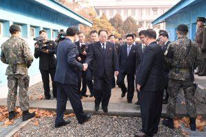 Šiaurės Korėja į olimpines žaidynes atsiųs 550 narių delegaciją