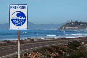 JAV pakrantėse išplatintas klaidingas pranešimas apie cunamį