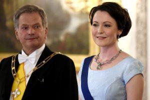 Suomijos pirmoji ponia susilaukė sūnaus