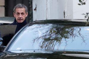 N. Sarkozy skundžiasi esąs kaltinamas be įrodymų