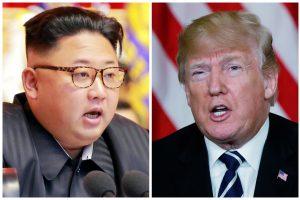 D. Trumpas: Vašingtonas ir Pchenjanas palaiko tiesioginius kontaktus