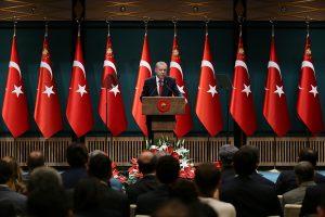 Turkijos prezidentas skelbia pirmalaikius rinkimus