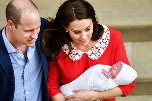 Kembridžo kunigaikščiai paskelbė trečiojo vaiko vardą