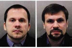 """""""The Daily Telegraph"""": Skripalių apnuodijimu kaltinami rusai apsimetė verslininkais"""