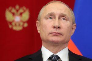 V. Putinas kaltina Vakarus destabilizuojant Balkanus