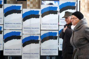 Ž. Mauricas: Estijos ekonomikos politika po rinkimų neturėtų keistis