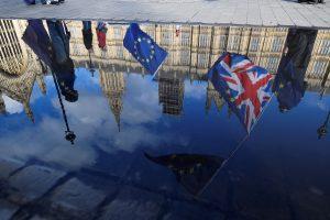 """Briuselis laukia naujų Londono pasiūlymų dėl """"Brexit"""""""