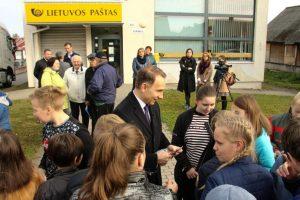 """Lietuvoje prasideda socialinė akcija """"Būk matomas"""""""