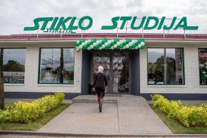Vilijampolėje duris atvėrė Stiklo studija