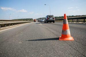 Bus ribojamas eismas per Kleboniškio tiltą