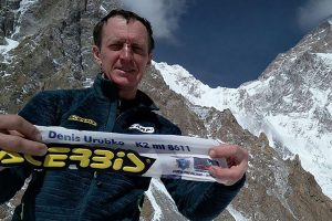 """Alpinistas nutraukė """"savižudišką"""" bandymą įkopti į kalną K2"""