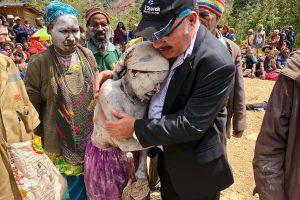 Papua Naujojoje Gvinėjoje žemės drebėjimo aukų skaičius perkopė 100