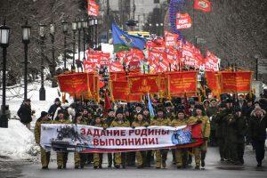 Rusija paminėjo pasitraukimo iš Afganistano karo 30-ąsias metines