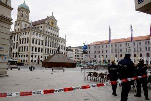 Vokietijoje dėl grasinimų susprogdinti bombas evakuotos kelių miestų merijos