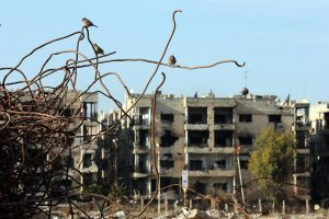Žmogaus teisių organizacija kaltina Rusijos ir Sirijos režimo pajėgas