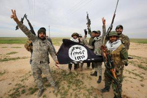 Sirijoje džihadistai susprogdino dujų įmonę