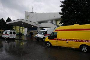 Per autobuso avariją Rusijoje žuvo 11 žmonių