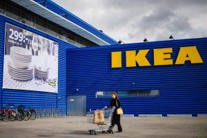 """""""Neste"""" ir """"Ikea"""" gamins plastiką iš atsinaujinančių šaltinių"""