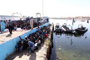 Italija: NATO pradės patruliuoti prie Libijos krantų