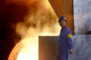 Kinijoje sprogo cheminių medžiagų sandėlis