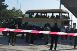 Nepalą sukrėtė 14 apsaugos darbuotojų žūtis Kabule