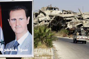 Prancūzija kaltina B. al-Assadą siekiu suskaldyti Siriją