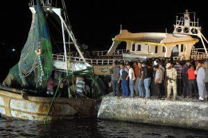 Prie Egipto nuskendusio migrantų laivo aukų padaugėjo iki 202