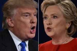 JAV prezidento rinkimų debatai sumušė rekordą