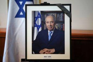 Sh. Pereso laidotuvėse dalyvaus B. Obama ir kiti pasaulio lyderiai