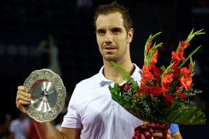 """T. Berdychas apgynė """"Shenzhen Open"""" čempiono titulą"""