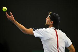 """Debiutinį """"European Open"""" turnyrą A. Seppis pradėjo pergale"""